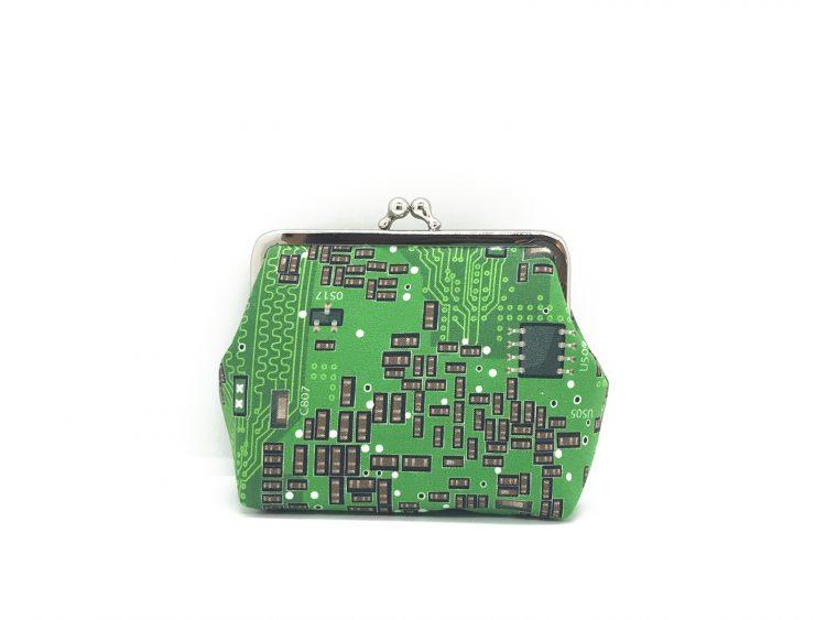 grüne Clipbörse