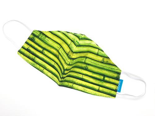 Abdeckung für Mund und Nase Bambus