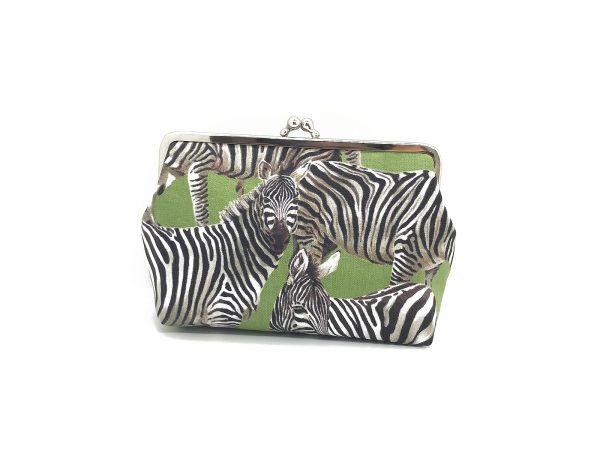 Clipbörse mit Zebrasa