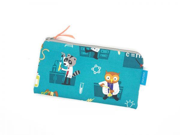 Stiftetasche für Wissenschaftler