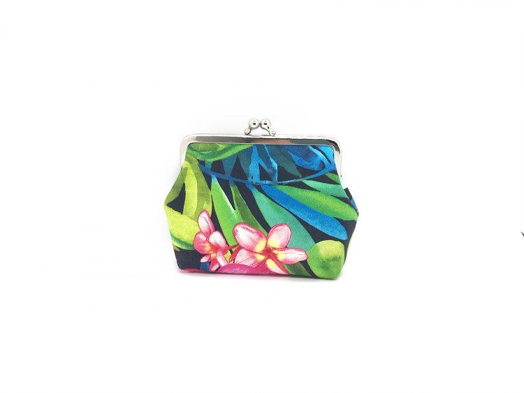 Clipbörse tropische Blumen